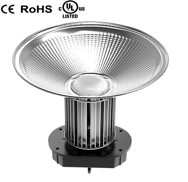 80W 120W 150W 200W Waterproof Indoor Outdoor LED High Bay Light