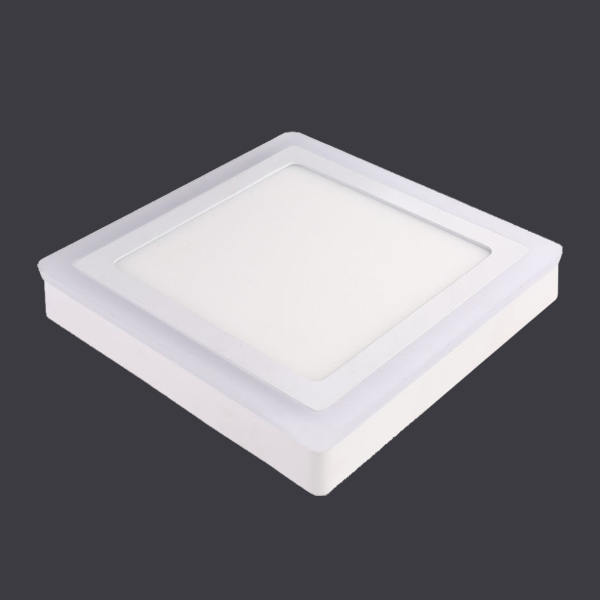 12W 16W Round Square LED Ceiling Panel
