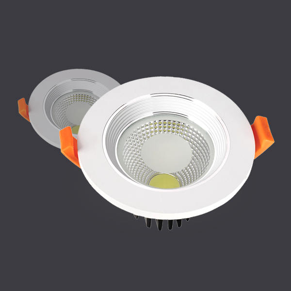 Anti-Glare 15W COB LED Downlight with Die Casting